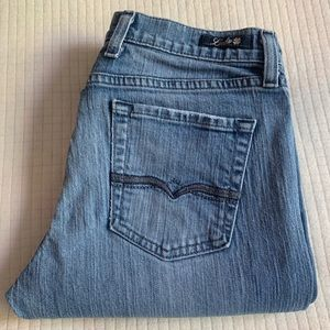 Lucky 'sweet n low' jeans